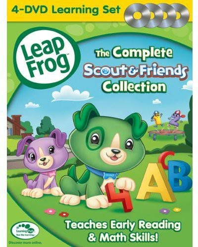 Leapfrog: The Complete Scout & Friends Collection [DVD] ()