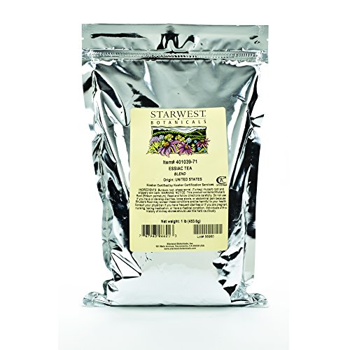 (Starwest Botanicals Essiac Tea, 1 Pound)