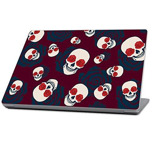 カウくる MightySkins Protective Vinyl Durable and Unique Vinyl Red wrap cover Skin Roses for Microsoft Surface Laptop (2017) 13.3 - Skulls N Roses Red (MISURLAP-Skulls N Roses) [並行輸入品] B0789KP3TQ, 太地町:f39b06d7 --- senas.4x4.lt