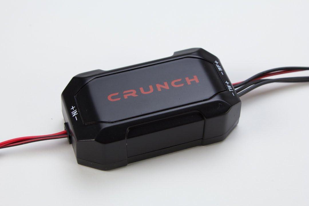Crunch CS65C Car Stereo Component Speaker