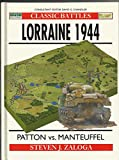 Lorraine 1944: Patton versus Manteuffel