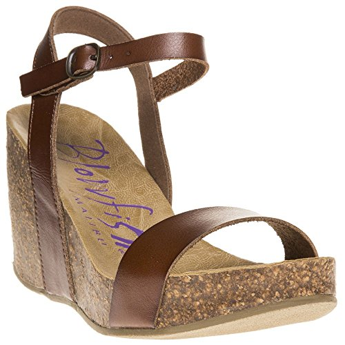 Blowfish Hightime Damen Sandalen Braun