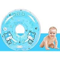 Infant Natación Flotador Inflable Anillo de Seguridad,GZQES,Asiento Inflable de Piscina Nadar Anillo para Bebe
