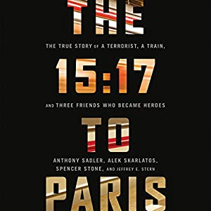 The 15:17 to Paris Audiobook