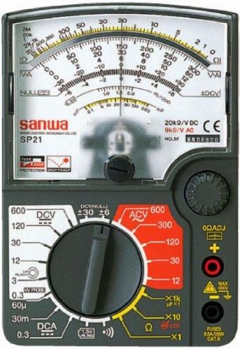 Sanwa - SP21 Analog Multitesters