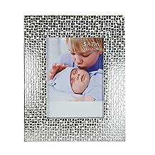 Lilian PC Modern Desktop Photo Frames, Silver