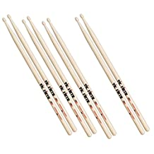 Vic Firth P5A.3-5A.1 American Classic Wood Tip Drumsticks