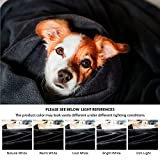 Bedsure Fleece Blanket Throw Blanket Black - 300GSM