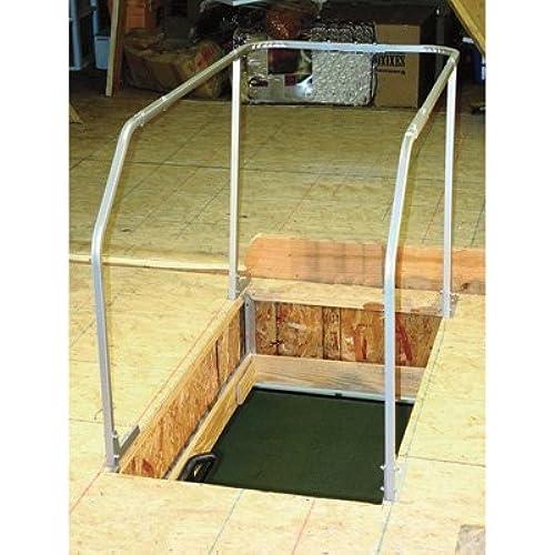 Versa Lift Attic Ladder Safety Railing, Model# VR 60