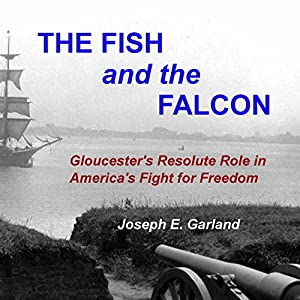 The Fish and the Falcon Audiobook