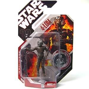 Star Wars 3.75 Basic Figure 4-LOM