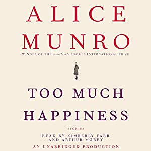 Too Much Happiness | Livre audio