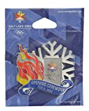 February 8, 2002 Salt Lake City Winter Games Olympics Opening Ceremony Lapel Pin
