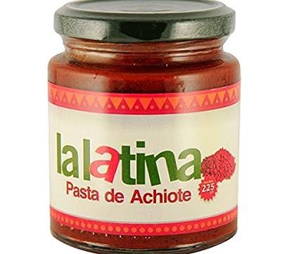 Salsa de Achiote La Latina