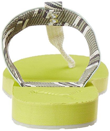 Crosser Femmes Criss Green T tongs Puma Strap Sandales 5I8Kw77qf