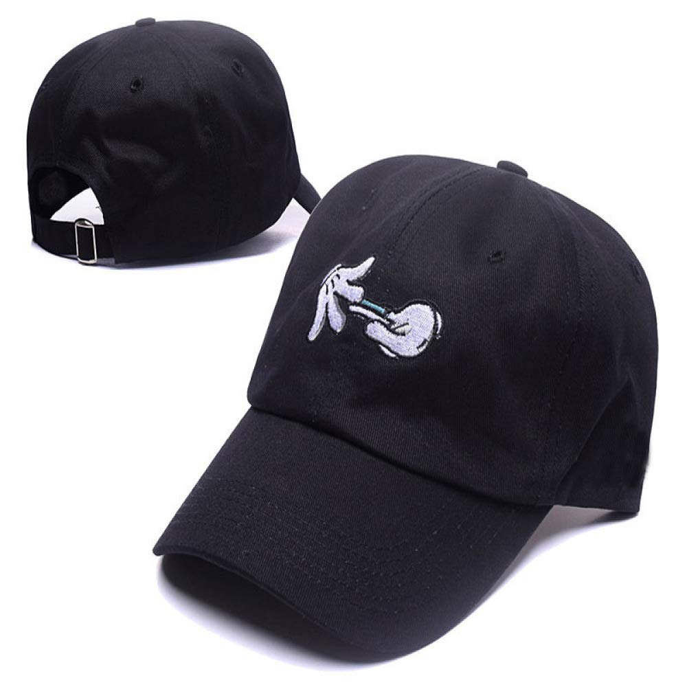 sdssup Cappello Hip Hop Yankee Rose Pattern Sport Casual Casual Moda Cappello 10 Regolabile