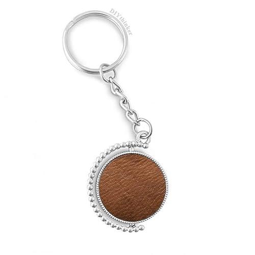 DIYthinker De Cuero marrón del diseño del extracto giratoria ...