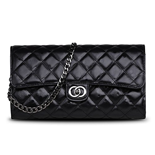 Quilted Evening Clutch - 4