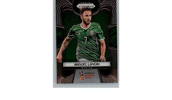 595c94ca8 Amazon.com  2018 Panini Prizm World Cup Soccer  137 Miguel Layun Mexico  Futbol Card  Collectibles   Fine Art