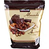 Kirkland Signature Milk Chocolate Almonds, 1.5 Kilogram