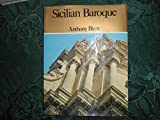 img - for Sicilian Baroque; book / textbook / text book