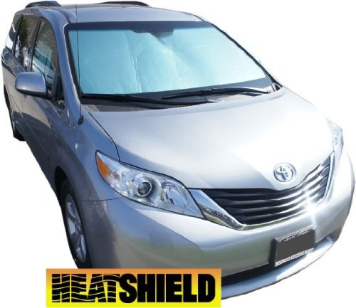 Sunshade For Toyota Sienna Without Windshield Mounted