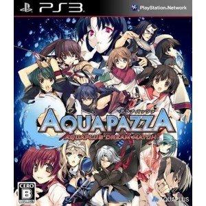 Aqua Pazza: Aquaplus Dream Match [Regular Edition] [Japan Import] (Ps3 Rider Ghost Game)