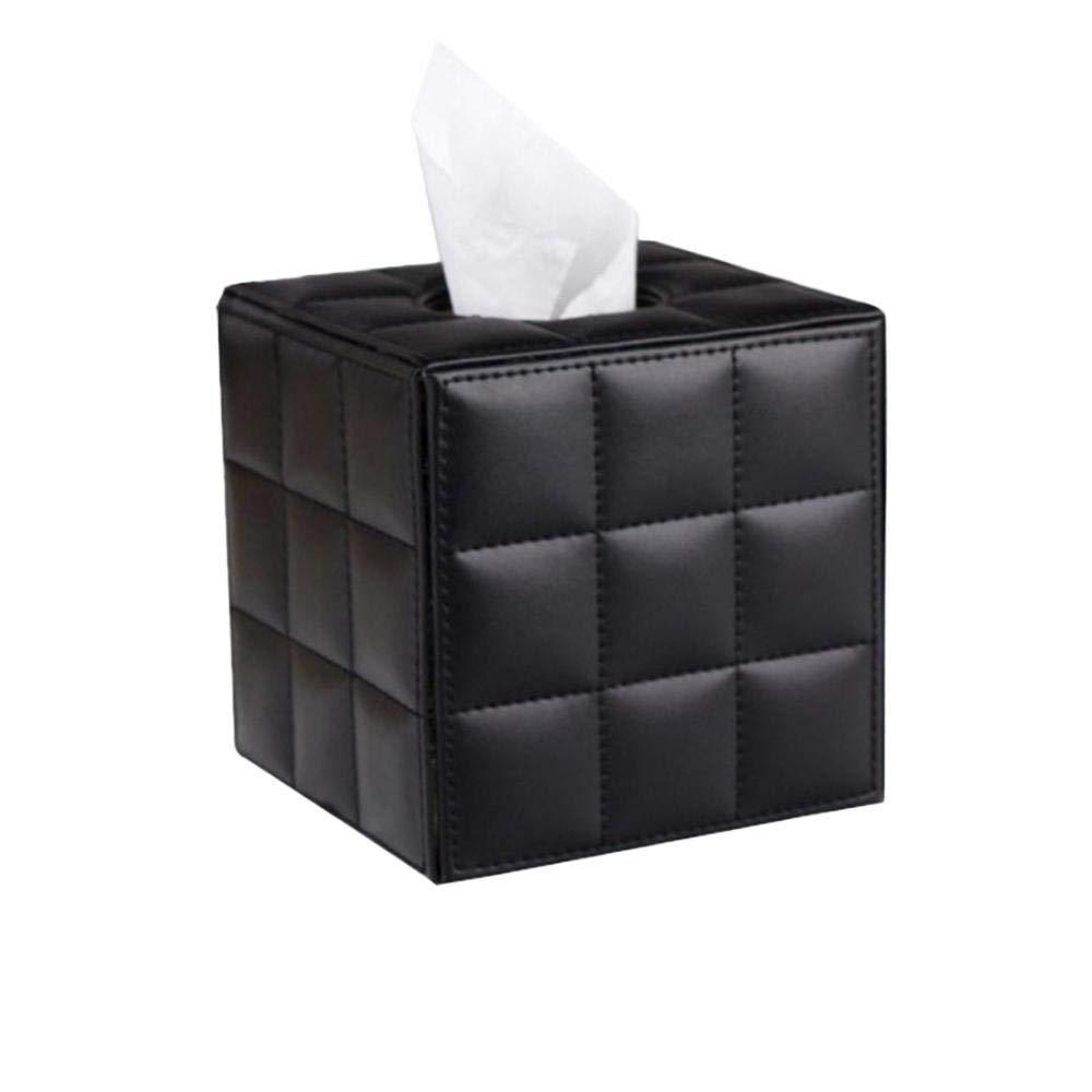 nuova collezione anteprima di nuovo aspetto Porta fazzoletti e tovaglioli, in pelle di poliuretano, dispenser ...