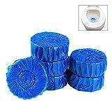 Pride&Pound 10PCS Toilet Cleaner Toilet Jieling Toilet Dirt Remover Blue Cleaner