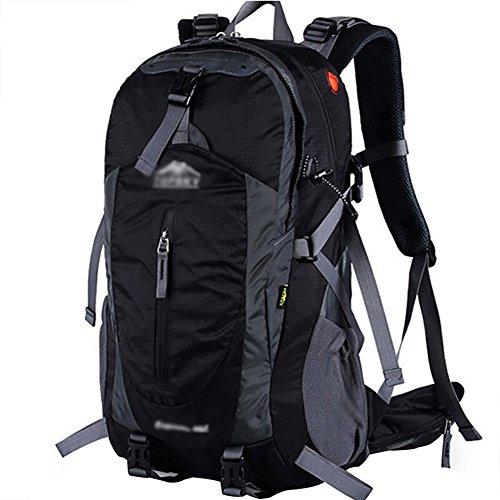 HWLXBB Outdoor Bergsteigen Tasche 40L Anti-Spritzwasser Wasser Licht Reise Bergsteigen Rucksack Männer und Frauen Walking Bergsteigen Tasche ( Farbe : 4* , größe : 50L )