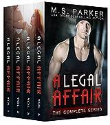 A Legal Affair: Complete Series Box Set: Club Prive (Leslie's Story)