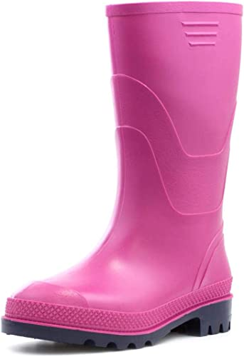 Zone - Classic Pink Welly - Kids Size