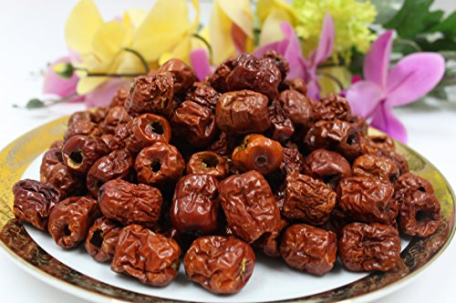 No Seed Red Dates / jujube 去核紅棗 Natural Health Food Free Worldwide AIR Mail (1000G) (1000 Grand)