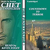 Countdown To Terror: The Penetrator Series Book 18 | Chet Cunningham