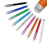 Stylus Pens for Touch Screens, Fine Point Active Smart Pencil Digital Pen Compatible iPad and Most Tablet