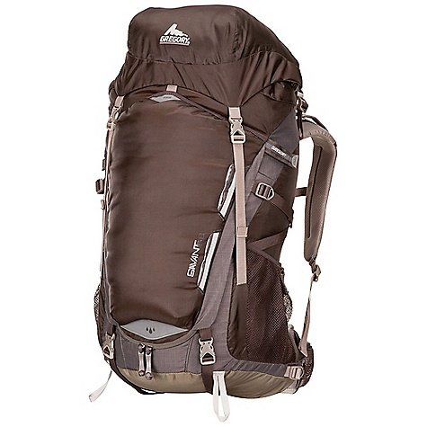 Gregory Savant 58 Backpack, Thundercloud Black, Medium, Outdoor Stuffs