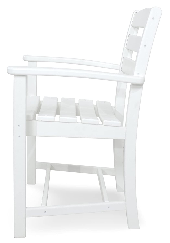 Amazon.com: polywood pws132 – 1-wh la Casa Café 5-Piece Set ...