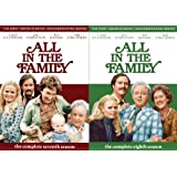 All in the Family: Season 7-8 [Import]