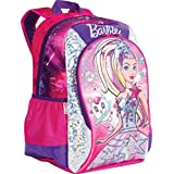 Mochila Grande Barbie Aventura Nas Estrelas
