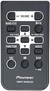 PIONEER deh-1250mp/mando a distancia para televisores XNES: Amazon.es: Electrónica