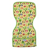 Goo-Goo Baby Miracle Burp Pad & Change Mat in Sunny Owls