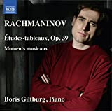 Rachmaninov: Etudes-Tableaux, Op. 39 & Moments Musicaux, Op. 16