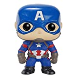 Funko Action Figure Marvel Captain America 3 Civil War Action Figure - Captain America