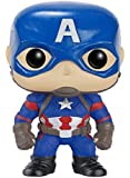 Funko - POP Marvel - Cap America 3 - Captain America