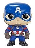 Funko POP Marvel: Captain America 3: Civil War Action Figure - Captain America