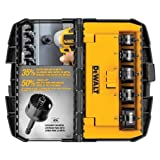 DEWALT D1800IR5 5 pc Impact Hole Saw Set, Includes 3/4-Inch , 7/8-Inch