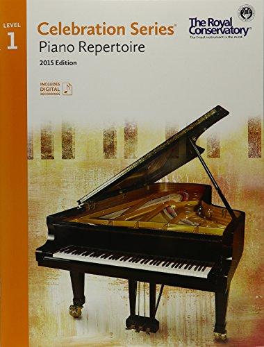 C5R01 - Royal Conservatory Celebration Series - Piano Repertoire Level 1 Book 2015 -