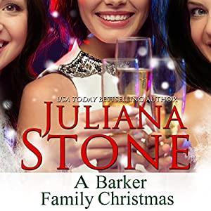 A Barker Family Christmas Audiobook