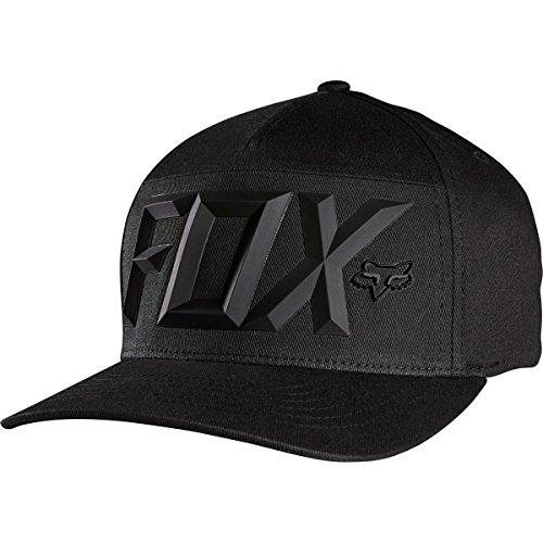 fox-racing-mens-shagal-flexfit-hat-large-x-large-black