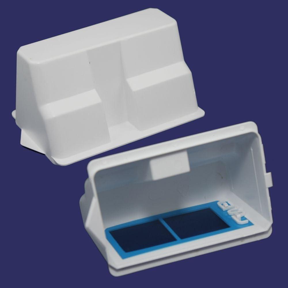 Whirlpool W61006081 Refrigerator Air Return Cover Genuine Original Equipment Manufacturer (OEM) Part